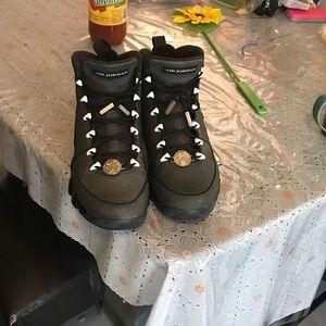 Jordan Shoes - Anthracite 9s Sz:12